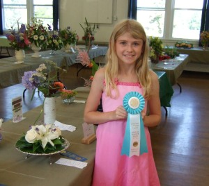 Winner of the Popular Choice award, eleven-year-old Lila also took home first prize in the children's