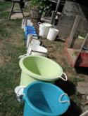 More than the usual rain barrels needed