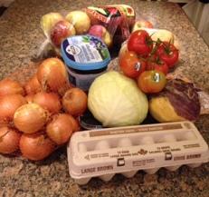 Slow Food Items