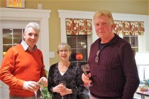 Dave, Shirley and Gary