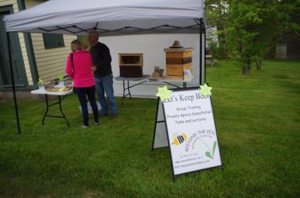 A new beekeeper ?