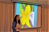 A lesson in pollination.