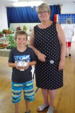 Sidney's grandson a winner