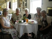 Heather, Brenda, Barb, Sheila & Kay