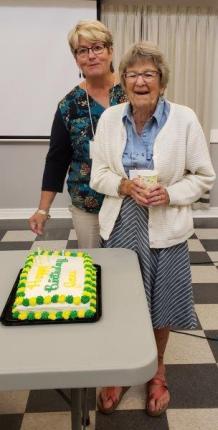 Jane's special Birthday