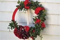 Brenda & Greg's Mountain Ash and Holly Wreath